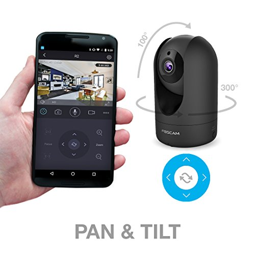 Foscam R2 2MP 1080P HD Wireless Security Camera...