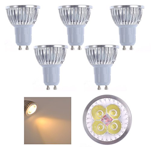 5pcs Pack Dimmable 110V Bulbs product image