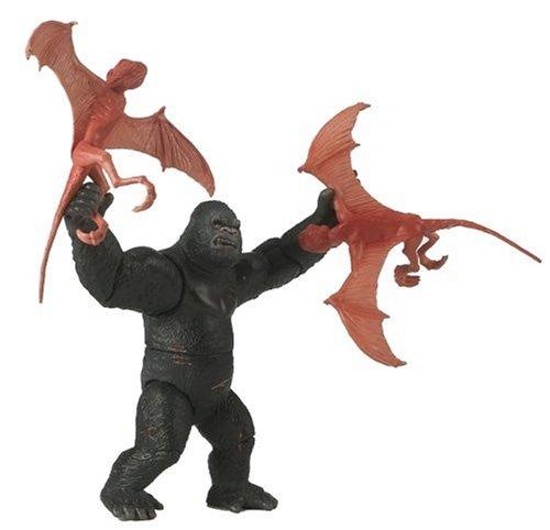 Playmates Toys Inc. King Kong Basic Figure: Kong Vs. Terapusmordax