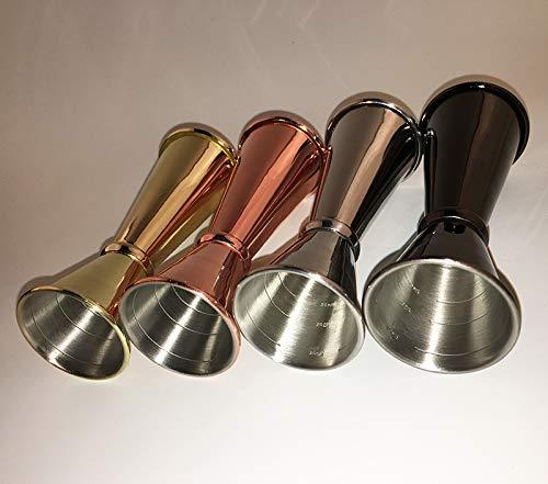 Casavidas Cocktail-Messbecher, japanischer Stil, 10,2 cm, 0,2 bis 57 g, g, g, 0,2 g, 0,2 g, 0,2 g, 0,2 g kupfer B07K7MFW1T Messbecher & Mae 39d792