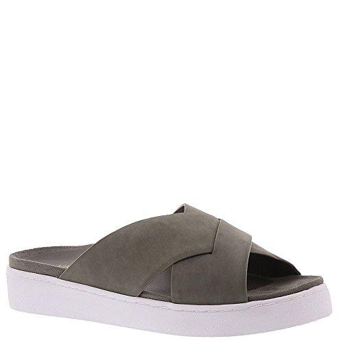 Vionic Splendid Lou- Womens Strap Sandal Grey - 8 Medium