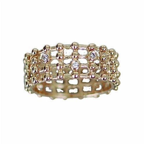 Pandora Damen-Ring 14 Karat (585er Gelbgold)