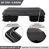 Aerobic Exercise Step Platform by Day 1 Fitness