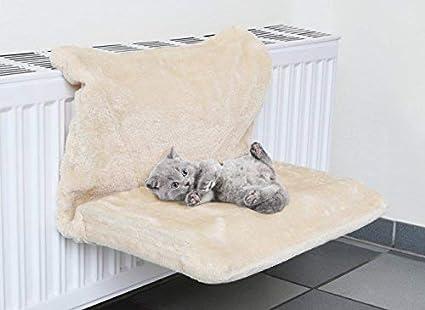 Deaman Colchón para Mascotas, cojín para Gatos, para calefacción ...