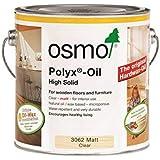 Osmo 3062 Polyx Hard Wax Oil Clear Matt 2.5L