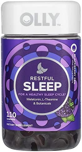 Olly Restful Sleep 110 ct product image
