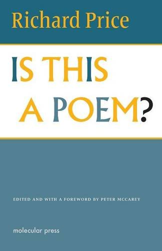 Read Online Is This a Poem? ebook