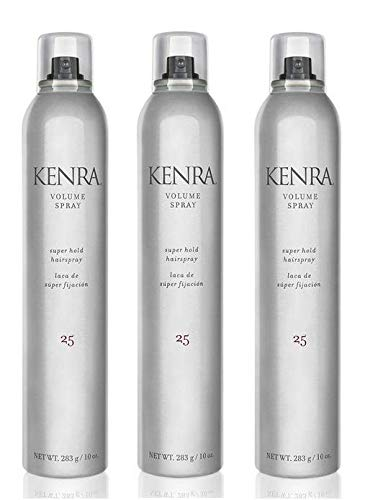 Kenra Volume Spray 25 16oz 3 Pack by Kenra