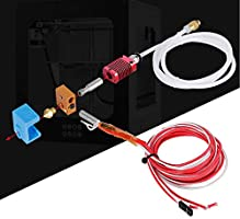 Amazon.com: Ewigkeit MK8 Extrusor Hotend Impresora 3D ...