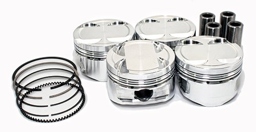 CP Carrillo SC7022 Acura/Honda B16A B20 Forged Pistons 85mm +4.0mm 8.3:1 Qty 4 ()