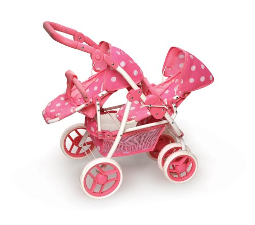 Expert choice for badger basket reversible double doll stroller