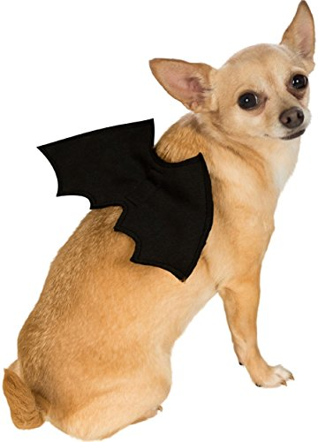 Rubie's Pet Costume Bat Wings, Small to Medium