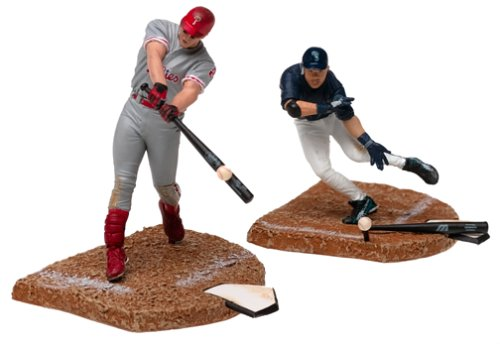 Mcfarlane Mlb 3 Figure - McFarlane SportsPicks MLB Mini-Figures: 3