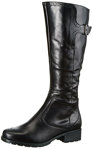 ara WoMen Liverpool-St Ankle Boots Black (Schwarz 71)