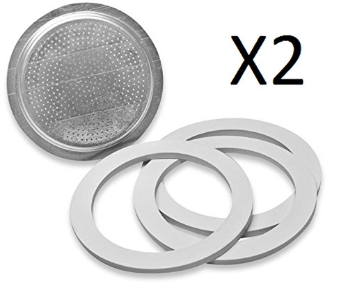 Bialetti Stainless Filter Replacement Espresso product image