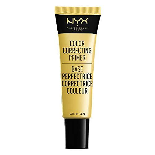 NYX Cosmetics Color Correcting Liquid Primer Yellow