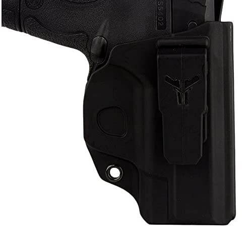 Blade-Tech Industries Klipt IWB Holster - S&W M&P Shield 9/40, Right, Black