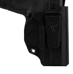Blade-Tech Industries Klipt IWB Holster - S&W M&P Shield 9/40, Right, Black