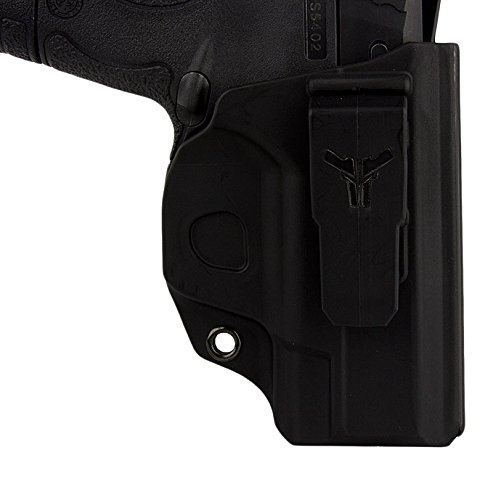Cheapest Prices! Blade-Tech Industries Klipt IWB Holster - S&W M&P Shield 9/40, Right, Black