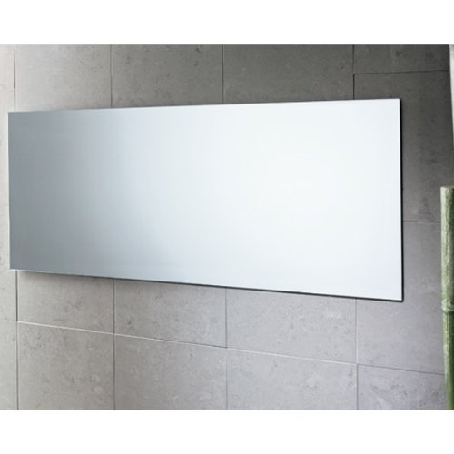"4131C9CIPyL - Gedy Planet Edge Vanity Mirror, Polished, 39"" x 16"""