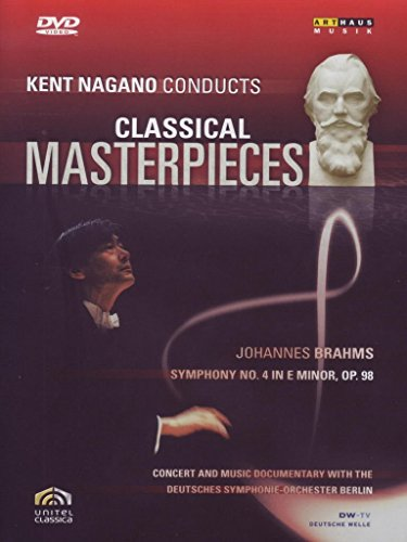Kent Nagano Conducts Classical Masterpieces: Brahms Symphony No. 4 (Becker Folder)