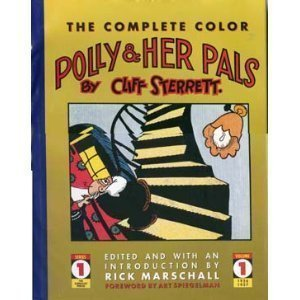 The Complete Color Polly and Her Pals, Vol. 1: The Surrealist Period, (Polly Pals)
