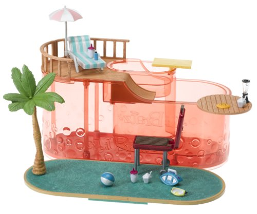 Bratz Lil Beach Bash Paty Party Pool by Bratz