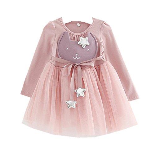 ftsucq-little-girls-cartoon-bunny-gauze-ball-gown-princess-dresspink-90