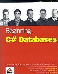 Beginning C# Databases