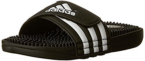 Toddler adidas 'Adissage' Sandal, Size 3 M - Black