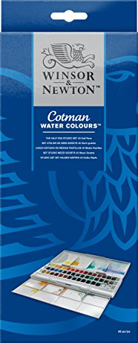 winsor-newton-cotman-water-color-half-pan-studio-set