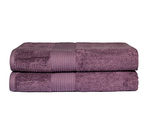 Bumble Towels Algodón Toalla De Baño 2 Paquete De Wisteria: Amazon.es: Hogar
