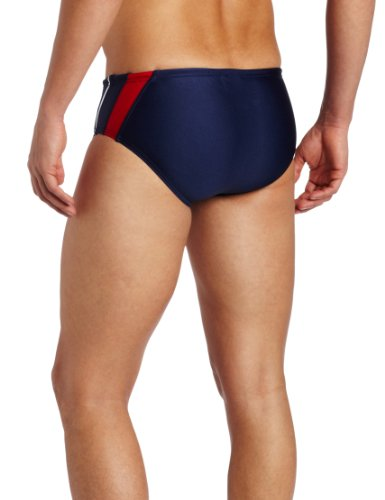 Speedo Men's Xtra Life Lycra Rapid Splice Swim Brief