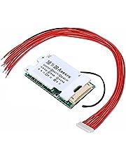 Fafeicy 10S 36 V 30 A BMS Liion batterij beschermplaat, 18650 batterijbescherming PCB-kaart, met balansfunctie, voor elektrische auto's, assistentieauto's, skateboardauto's, omvormer