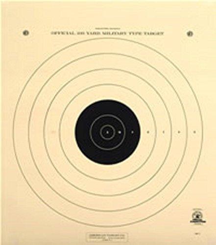 200 yard rifle target - 3