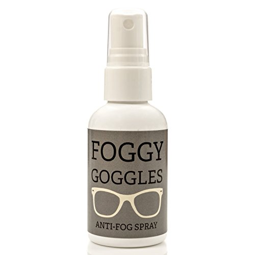 Foggy Goggles Anti-Fog Spray - Glass & Plastic - Cheap Scuba Goggles