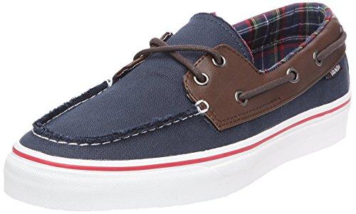 ペチュランスマルコポーロ慣れるVans Zapato Del Barcoスケートボード靴H & L Dress Blues