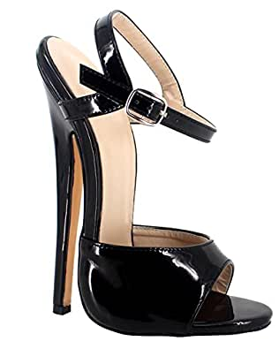 Amazon.com | WONDERHEEL Womens Fetish Heeled Sandals
