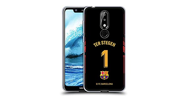 Amazon.com: Official FC Barcelona TER Stegen 2018/19 Players ...