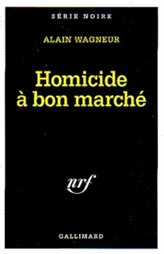 homicide-a-bon-marche-serie-noire-1-english-and-french-edition