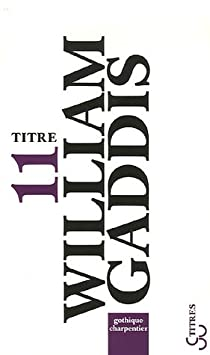Gothique Charpentier par Gaddis