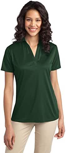 Port Authority Ladies Silk Touch Performance Polo Shirt