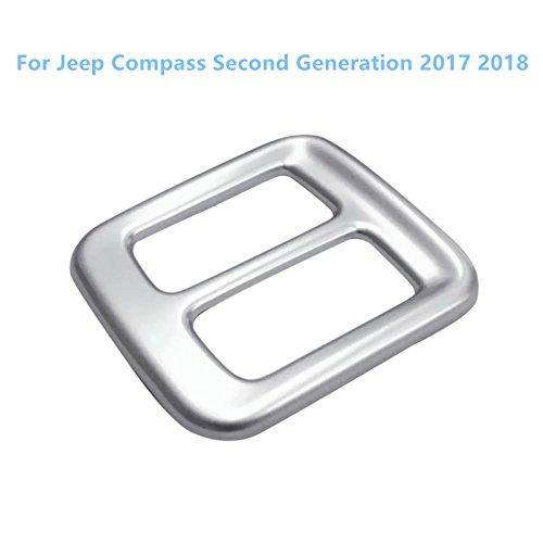 ABS mat Intérieur arrière Accoudoir Cadre d'aération pour Trim 1PC pour accessoire Auto Jpcp