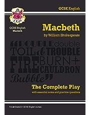 Grade 9-1 GCSE English Macbeth - The Complete Play (CGP GCSE English 9-1 Revision)