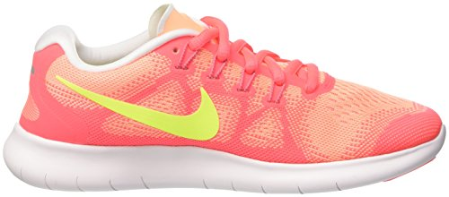 2 Scarpe Dust hot Running Donna violet Wmns Nike Rn Glow volt Punch Multicolore sunset Free UxTwtfqnIp