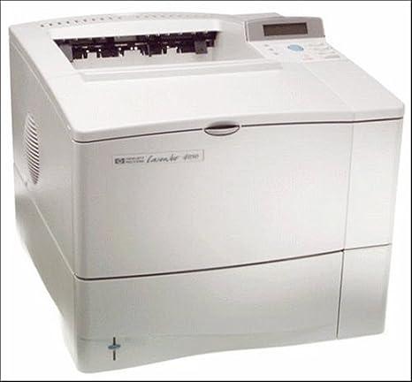 Amazon.com: Hewlett Packard LaserJet 4050TN Impresora láser ...