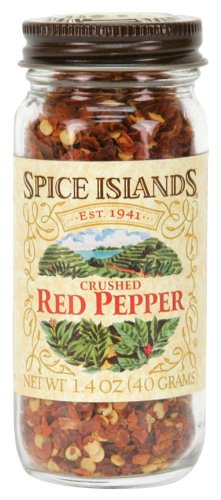 Spice Islands Pepper, Red Crushed, 1.4 -