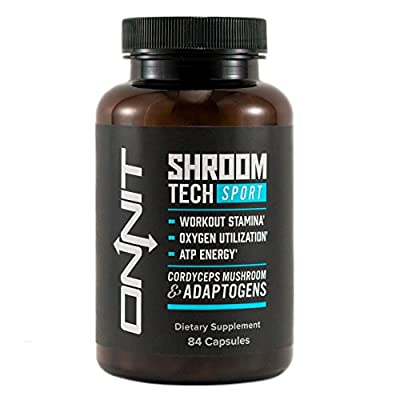 Onnit Shroom Tech Sport Capsules