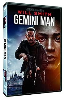 Book Cover: Gemini Man