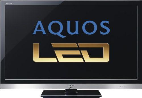 Sharp LC46LE600E- Televisión Full HD, Pantalla LCD 46 pulgadas ...